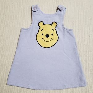 Baby Girl Disney Winnie The Pooh Dress